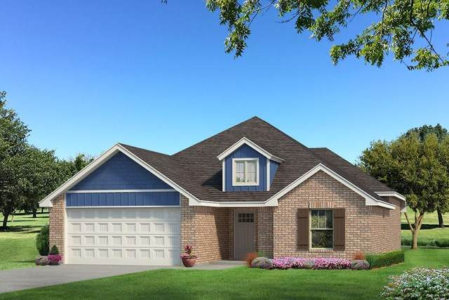 3309 NW 159th Terrace, Edmond, OK 73013 (MLS #922904) :: Keri Gray Homes