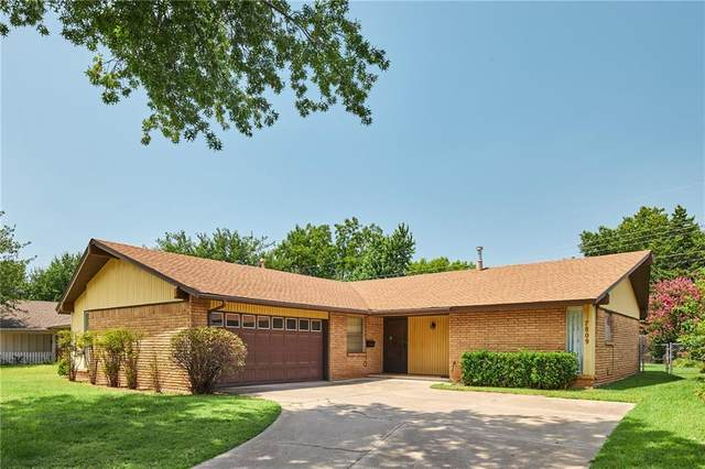 7809 NW 28th Terrace, Bethany, OK 73008 (MLS #922905) :: Homestead & Co