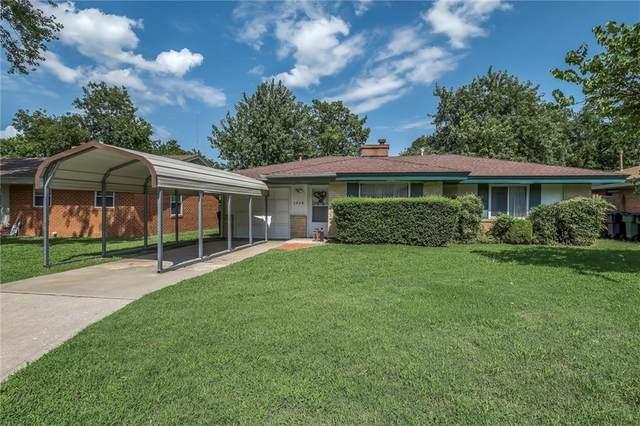 1428 N Nicklas Avenue, Oklahoma City, OK 73127 (MLS #922921) :: Homestead & Co