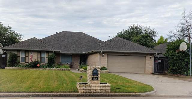 8316 NW 115th Street, Oklahoma City, OK 73162 (MLS #922925) :: Homestead & Co