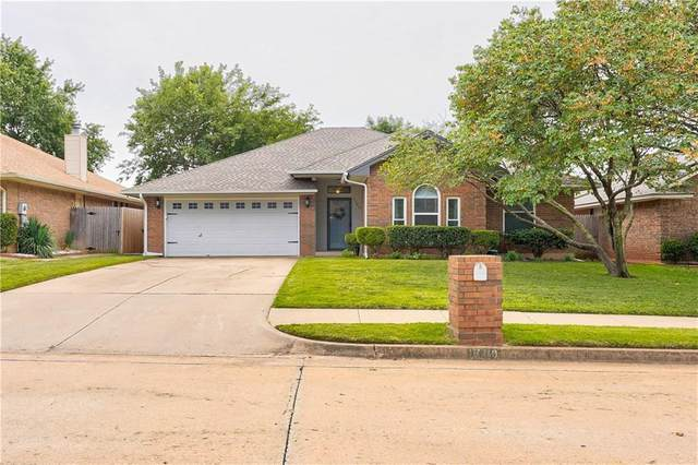 1700 Park View Place, Edmond, OK 73003 (MLS #922931) :: Homestead & Co