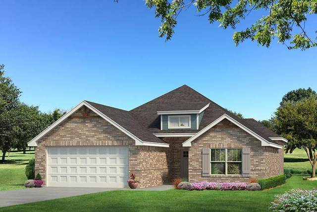 3305 NW 159th Terrace, Edmond, OK 73013 (MLS #922934) :: Keri Gray Homes