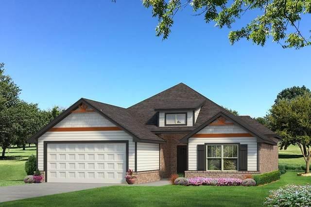 9016 NW 119th Street, Yukon, OK 73099 (MLS #922941) :: Keri Gray Homes