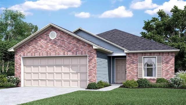 511 Jentry Drive, Tuttle, OK 73089 (MLS #922949) :: Keri Gray Homes