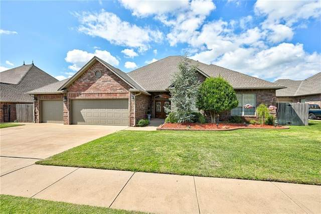 5405 NW 119th Street, Oklahoma City, OK 73162 (MLS #922967) :: ClearPoint Realty