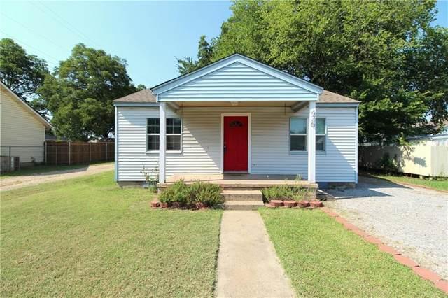 425 E Hughbert Street, Norman, OK 73071 (MLS #922968) :: Homestead & Co