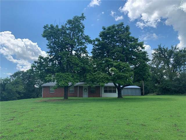 2640 Highway 75 Highway, Wetumka, OK 74883 (MLS #923038) :: ClearPoint Realty