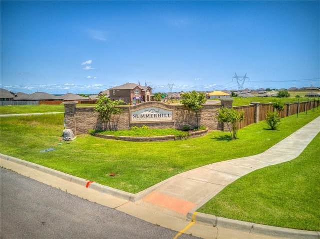 9500 Timberland Lane, Yukon, OK 73099 (MLS #923042) :: Homestead & Co