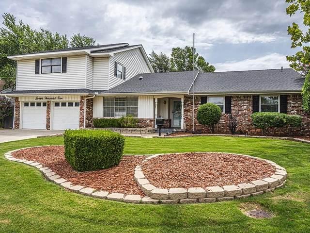 7004 N Shawnee Avenue, Oklahoma City, OK 73116 (MLS #923047) :: Homestead & Co