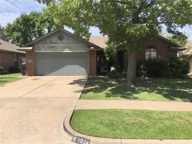 1624 Eagle Nest Drive, Norman, OK 73072 (MLS #923064) :: Homestead & Co
