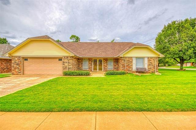 5 SW 100th Street, Oklahoma City, OK 73139 (MLS #923068) :: Homestead & Co