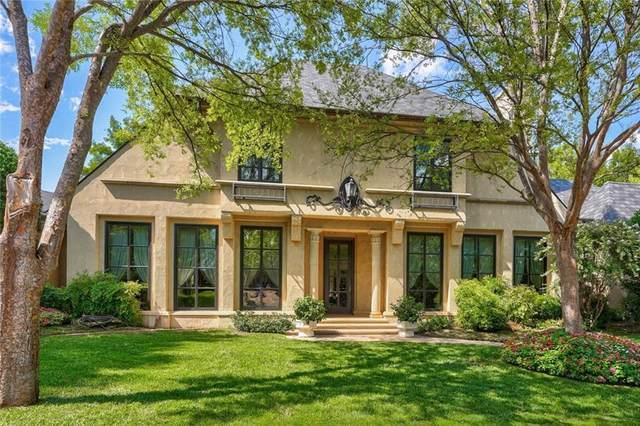 14233 Calais Circle, Oklahoma City, OK 73142 (MLS #923077) :: Homestead & Co