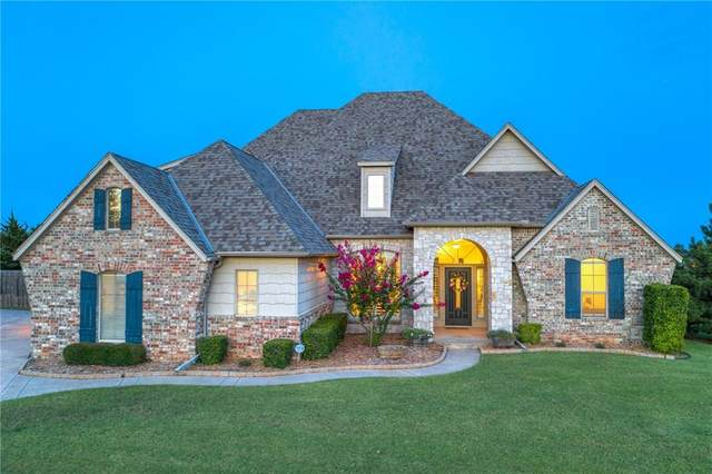 717 Secretariat Lane, Edmond, OK 73025 (MLS #923112) :: ClearPoint Realty