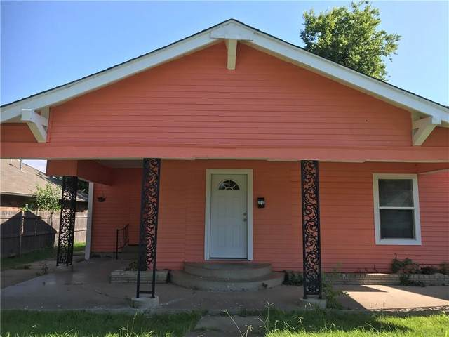 1704 NW 33rd Street, Oklahoma City, OK 73118 (MLS #923121) :: ClearPoint Realty