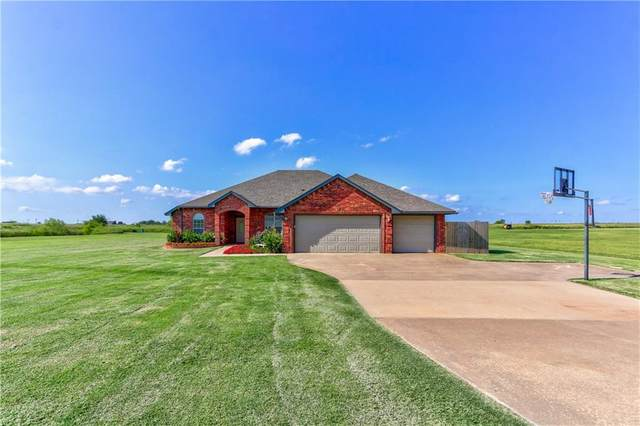 5975 NE Callahan Way, Piedmont, OK 73078 (MLS #923134) :: Homestead & Co