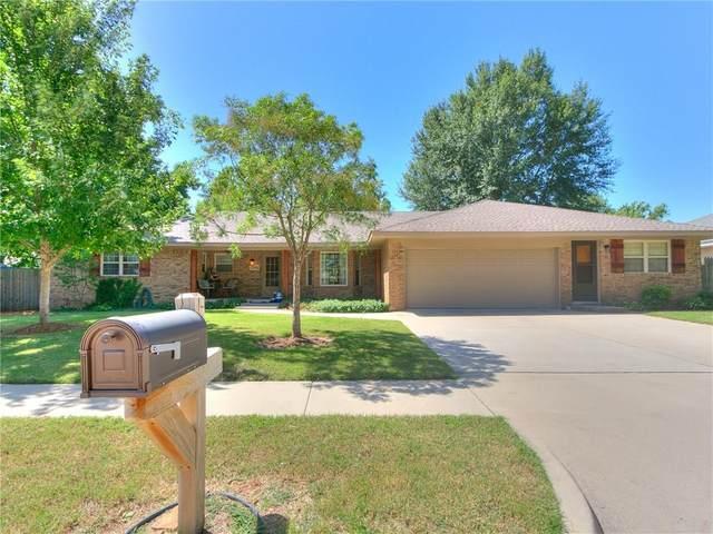 1206 Cherry Laurel Drive, Norman, OK 73072 (MLS #923151) :: Homestead & Co