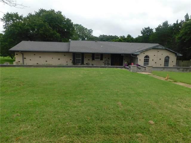 5416 Meadow Lake Drive, Guthrie, OK 73044 (MLS #923167) :: Homestead & Co