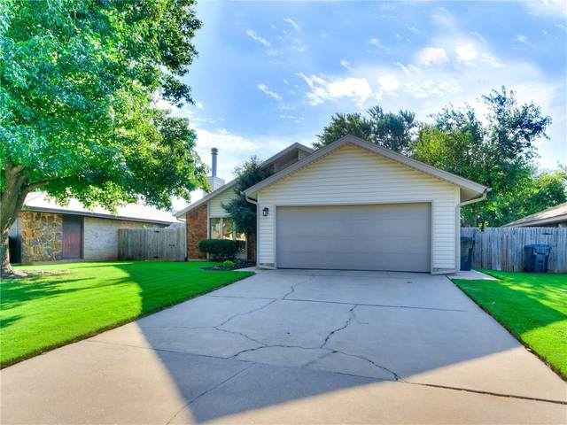 8908 N Mcmillan Avenue, Oklahoma City, OK 73132 (MLS #923175) :: Homestead & Co