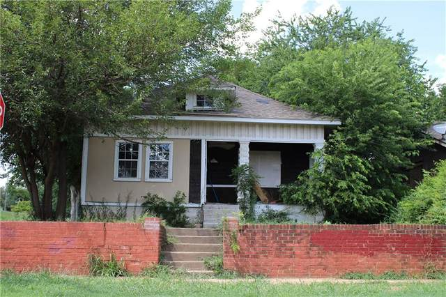 1845 NW 9th Street, Oklahoma City, OK 73106 (MLS #923203) :: Homestead & Co