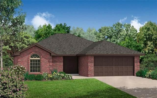 10504 SE 24th Street, Midwest City, OK 73130 (MLS #923209) :: Homestead & Co