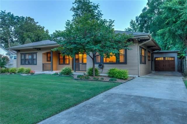 2112 NW 18th Street, Oklahoma City, OK 73107 (MLS #923218) :: Homestead & Co