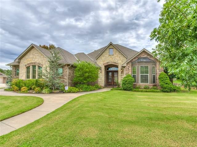 12808 SE 20th Street, Choctaw, OK 73020 (MLS #923219) :: Homestead & Co