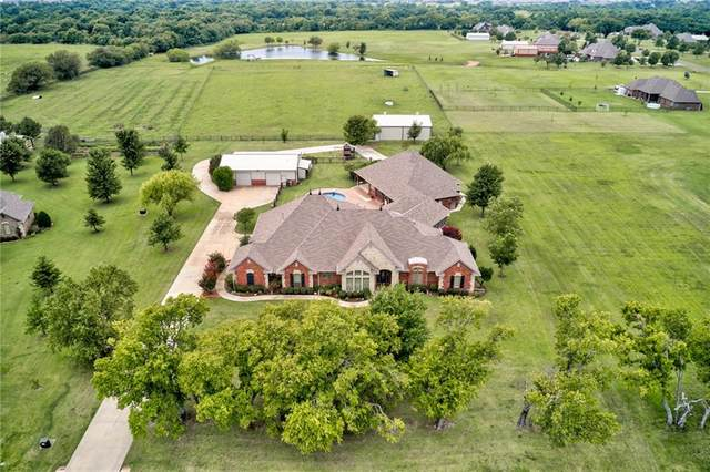 11125 Vineyard Road, Oklahoma City, OK 73173 (MLS #923242) :: Keller Williams Realty Elite