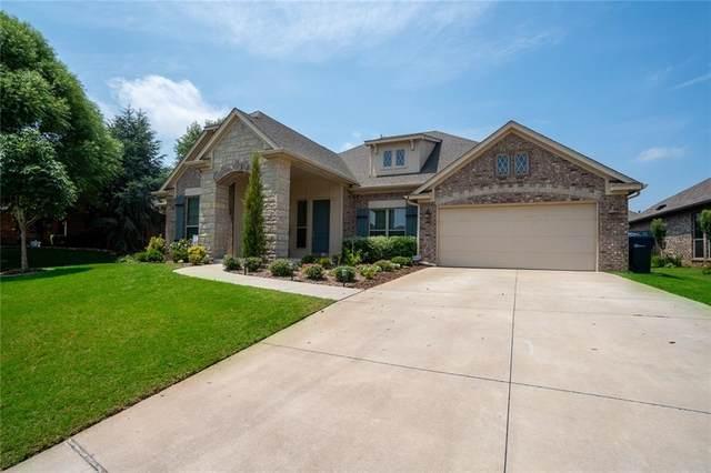 18425 Salvador Road, Edmond, OK 73012 (MLS #923265) :: Keri Gray Homes