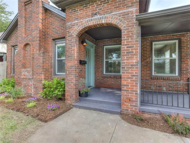 841 NW 33rd Street, Oklahoma City, OK 73118 (MLS #923275) :: Homestead & Co