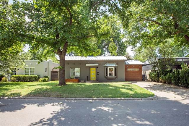 5405 N Military Avenue, Oklahoma City, OK 73118 (MLS #923277) :: Erhardt Group at Keller Williams Mulinix OKC
