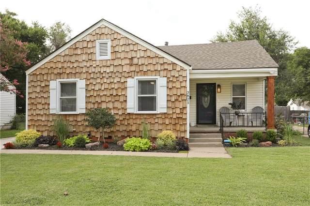 3825 NW 26th Street, Oklahoma City, OK 73107 (MLS #923280) :: Homestead & Co