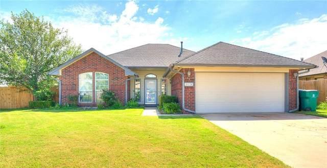 9036 Buttonwood Avenue, Moore, OK 73160 (MLS #923283) :: Homestead & Co
