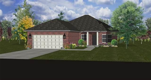 3520 Sawtooth Ridge Drive, Yukon, OK 73099 (MLS #923289) :: Keri Gray Homes