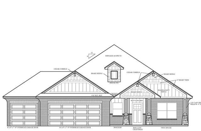 220 SW 167th Terrace, Oklahoma City, OK 73170 (MLS #923303) :: Keri Gray Homes