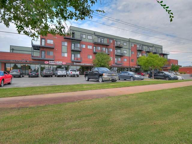 1220 SE 12 Street #1203, Norman, OK 73071 (MLS #923310) :: The UB Home Team at Whittington Realty