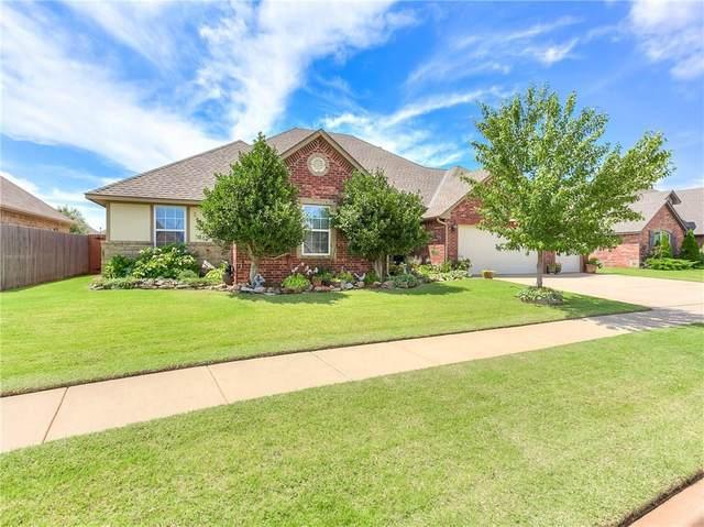 8600 NW 126th Street, Oklahoma City, OK 73142 (MLS #923311) :: Homestead & Co