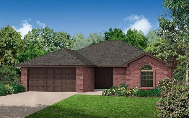 2212 Woodgrove Court, Midwest City, OK 73130 (MLS #923313) :: Homestead & Co