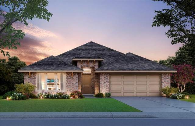 10500 SE 23rd Street, Midwest City, OK 73130 (MLS #923317) :: Homestead & Co