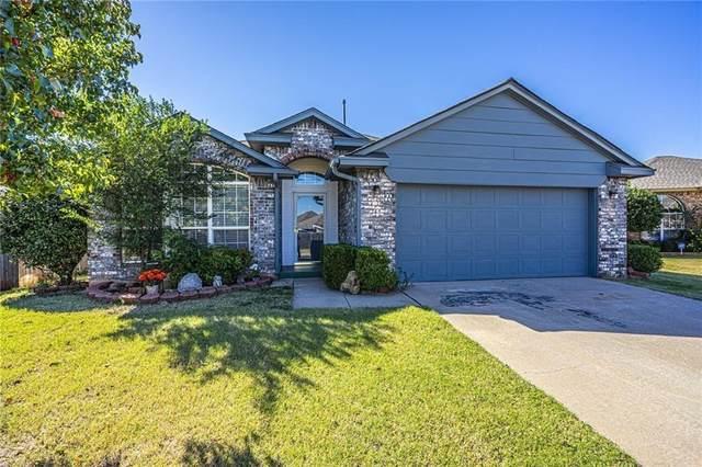 13521 Bell Avenue, Oklahoma City, OK 73142 (MLS #923318) :: Homestead & Co