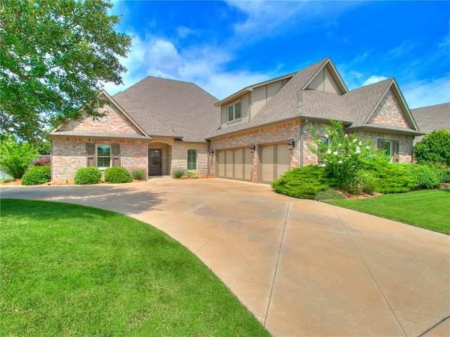 10305 Sunset Lane, Oklahoma City, OK 73120 (MLS #923321) :: Homestead & Co