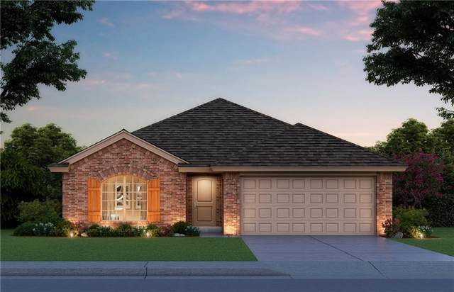 10509 SE 23rd Street, Midwest City, OK 73130 (MLS #923331) :: Homestead & Co