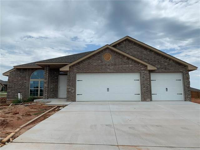 2201 Norwood Drive, Norman, OK 73026 (MLS #923352) :: Homestead & Co