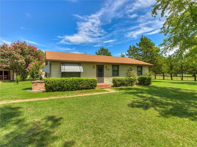 2207 Choctaw Road, Goldsby, OK 73093 (MLS #923356) :: Homestead & Co