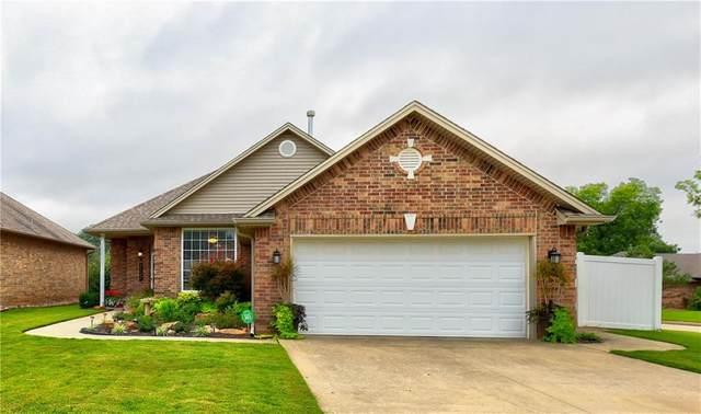 1708 Bridlewood Court, Shawnee, OK 74804 (MLS #923389) :: Homestead & Co