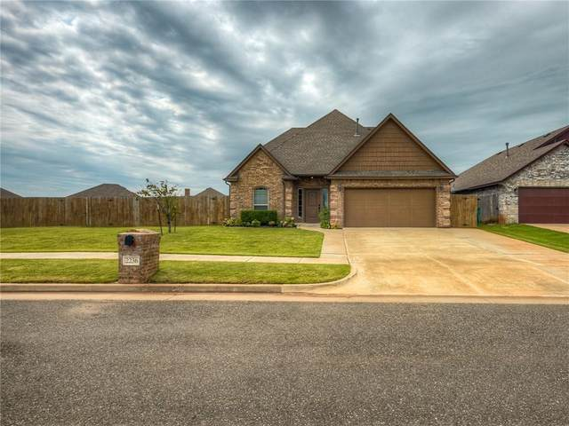2236 NW 195th Street, Edmond, OK 73012 (MLS #923402) :: Erhardt Group at Keller Williams Mulinix OKC
