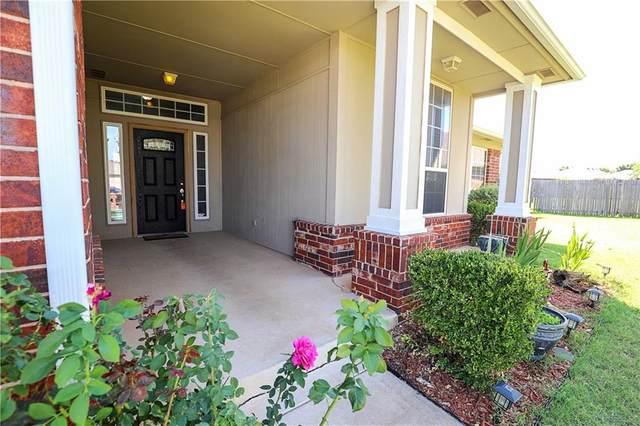 2324 NW 161st Street, Edmond, OK 73013 (MLS #923409) :: Homestead & Co