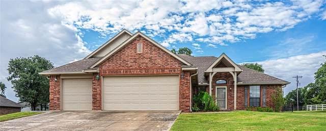 812 Lost Oak Drive, Guthrie, OK 73044 (MLS #923413) :: Homestead & Co