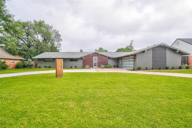 3009 Drakestone Avenue, Oklahoma City, OK 73120 (MLS #923416) :: Homestead & Co