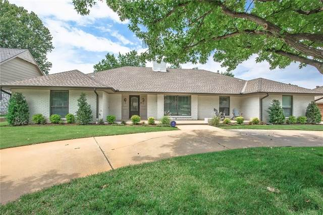 11909 Blue Sage Road, Oklahoma City, OK 73120 (MLS #923439) :: Homestead & Co