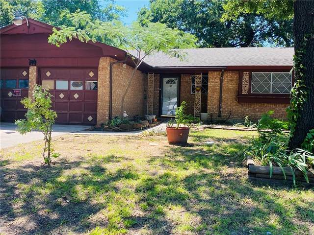 613 Greenvale Road, Oklahoma City, OK 73127 (MLS #923450) :: Erhardt Group at Keller Williams Mulinix OKC